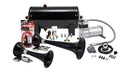 Kleinn Automotive K-AHK5 Complete dual train horn package with 150 psi sealed air system