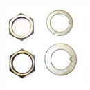 Omix-Ada OAI16710-01 Spindle Washer and Nut Kit