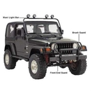 Olympic 4X4 Products OLY610-124 Front End Guard in Textured Black