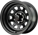 Pro Comp Wheel PCW51-5183 Series 51, 15x10 with 6 on 5.5 Bolt Pattern - Gloss black