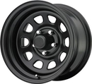 Pro Comp Wheel PCW51-5883F Series 51, 15x8 with 6 on 5.5 Bolt Pattern - Flat Black
