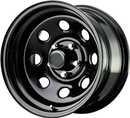 Pro Comp Wheel PCW97-6883 Series 97, 16x8 with 6 on 5.5 Bolt Pattern - Gloss Black