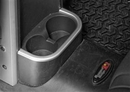 Rugged Ridge RUG11151-18 Rear Cup Holder Accent