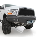 Smittybilt S-B612800 M1 Dodge Truck Winch Mount Front Bumper with D-ring Mounts and Light Kit