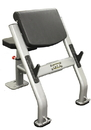 VTX G-CB Free standing curl bench. 7 position, pop-pin adjustment. 3 band pegs