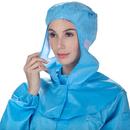 GOGO Full  Hooded Cap Shawl Hat Scarf Unisex Hairnets Cover Neck Head Isolation