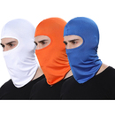 TOPTIE 3 Pieces Neck Gaiter Balaclava Bandana Headwear Face Scarf for Dust Outdoors