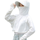 Toptie Sun Protection Jacket And Hat Coverall with Face Wrap