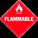 De Leone HMP572 vinyl, Hazardous Materials Placards