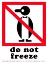 De Leone Do Not Freeze, Label