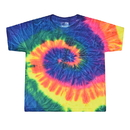 Colortone Tie Dye 1160 Toddler Tees