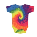 Colortone Tie Dye 5100 Infant Creeper