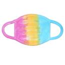 Colortone 9122 Tie Dye Ear Loop Masks - 12 pieces per pack