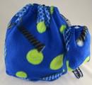 Fleece Sling Pack-Green