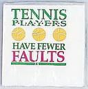Tennis Napkin