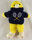 Tennis Chick w/Navy Sweater (9″)
