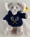 Tennis Elephant wNavy /Sweater (9″)