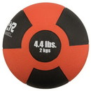 Reactor Rubber Medicine Ball 2 kg Red