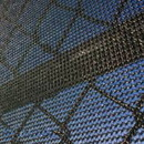 Commercial Knit Windscreen Black, non grommeted (6′ x 120′)