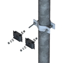 ConcealFab 009718-01-10 Cable Support Bracket, Small.