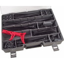 ACT Fastening Solutions AL-ACTKIT-801-0 IForgot box Specialty Pack, UV Blk Cable Ties