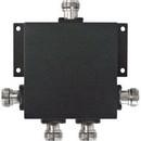 Ventev / TerraWave RMFLT-4-M3-NJ 700-2700 MHz 4-Way Splitter w/ N Females