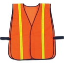Ergodyne 20070 Non Cert Reflective Vest-Orange, one size