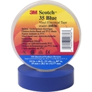 3M Products 35-Blue-3/4x66FT Electrical tape BLUE, 3/4