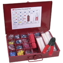 3M Products - Terminal Kit, Insulated assortment with tool, ties