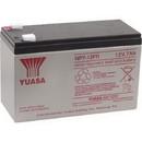 EnerSys/Yuasa NP7-12TFR 12 Volt 7 Ah Battery (F2) 1/4