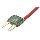 Accele Electronics - Mini ATM Pigtail Fuse 15 AMP/12 pack