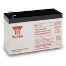 EnerSys/Yuasa NP7-12 12 Volt 7 Ah Battery (F1) 3/16
