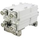 CommScope CDX623T-DS-B Twin Diplexer, 555-894/1695-2360 MHz, DC Sense
