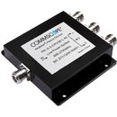 CommScope S-3-CPUSE-L-NI 555-2700 MHz 3-Way Low Power Splitter