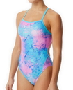 The Finals 7929A Women'S Mermaiden Foil Funnies Wingback Swimsuit