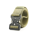 Muka Tactical Belt Quick-Release Heavy-Duty Nylon Belt (Fits 28
