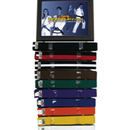Tiger Claw Certificate & Ranking Belt Display w/one holder