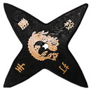 Tiger Claw Rubber Stars