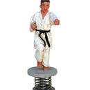 Tiger Claw Karate Dashboard Figure