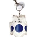 Tiger Claw Mini Chest Guard Keychain