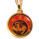 Tiger Claw Shotokan Mood Pendant