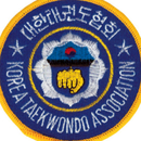 Tiger Claw Korea Taekwondo Association Patch (3 1/4