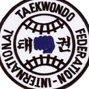 Tiger Claw International Taekwondo Federation Patch (4