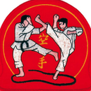 Tiger Claw Kumite Patch (4