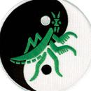 Tiger Claw Praying Mantis Patch (4 1/2