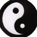 Tiger Claw Yin Yang Patch (3