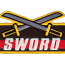 Tiger Claw Sword Achievement Patch