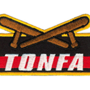 Tiger Claw Tonfa Achievement Patch