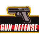 Tiger Claw Gun Defense Patch