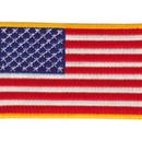 Tiger Claw U.S. Flag Patch (3 1/2